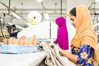 Macht ihr eigentlich beim Textilbündnis mit?